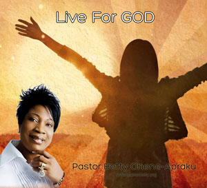 Live-for-GOD - Audio download