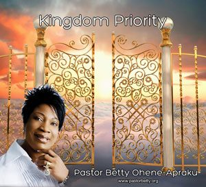 Kingdom-Priority - audio CD