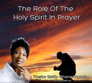 The-Role-Of-The--Holy-Spirit-In-Prayer - Audio download