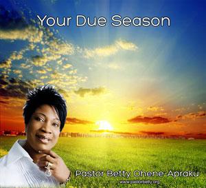 your-due-season - audio download